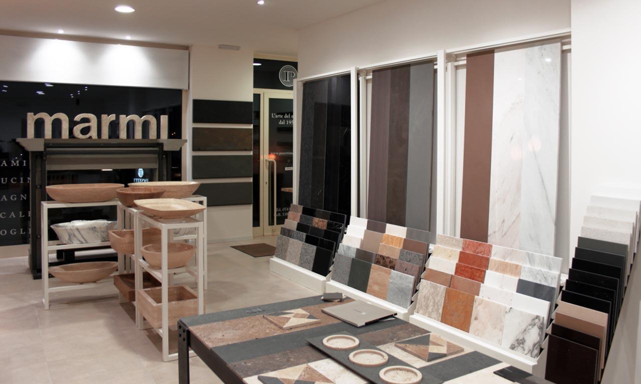 Lavorazione marmo e granito – Spoleto